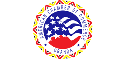The American Chamber of Commerce Uganda logo