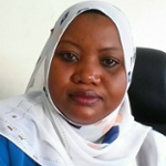 Sharifah Buzeki (Commissioner Human Resource Management at Ministry of Public Service, Uganda)